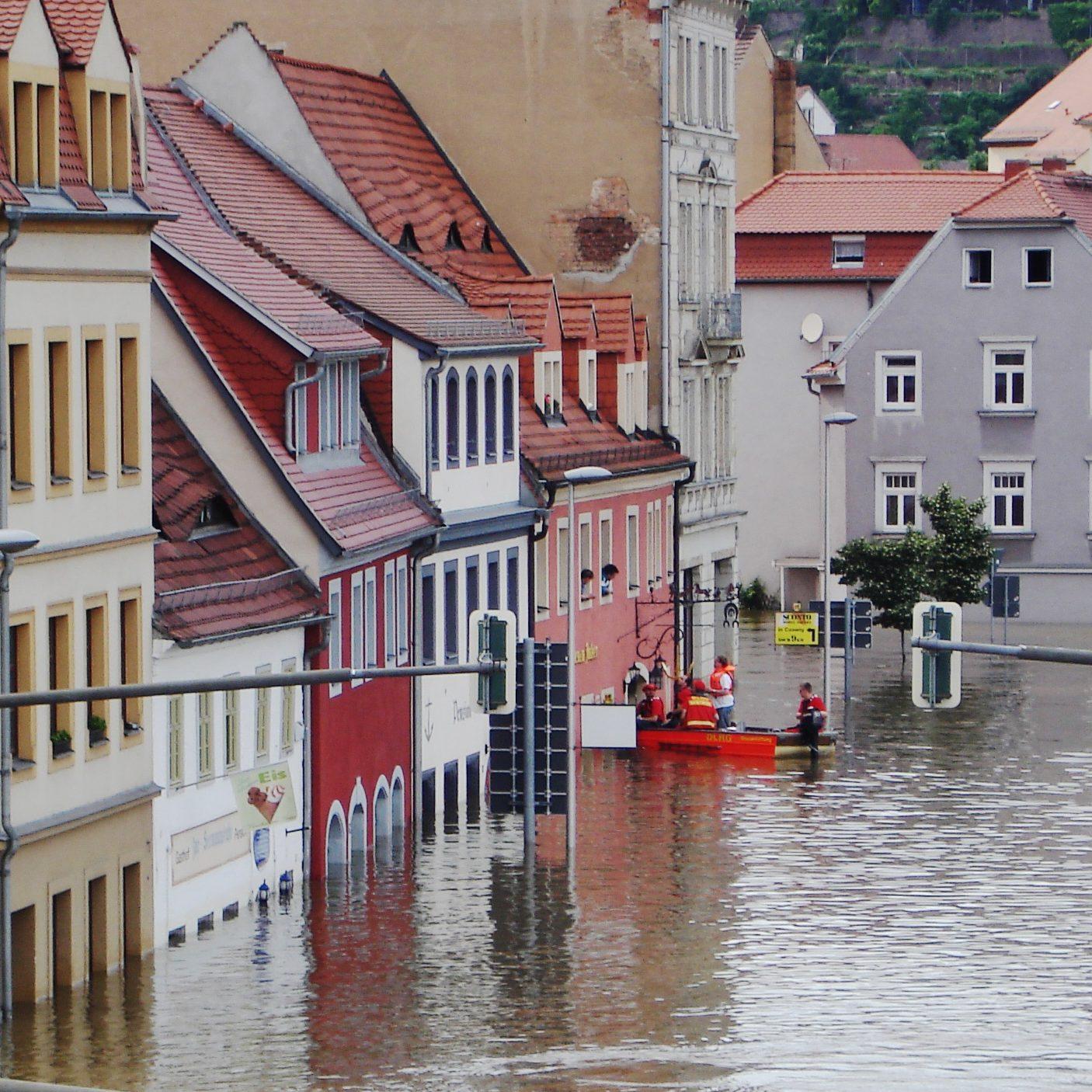 Überflutungsnachweis gegen Schäden durch Starkregenereignisse