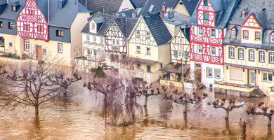 Maßnahmen zur Starkregenvorsorge